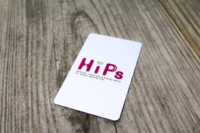 "HiPs ""Healthy, inspiring and Pretty smile for moms' quality life"""